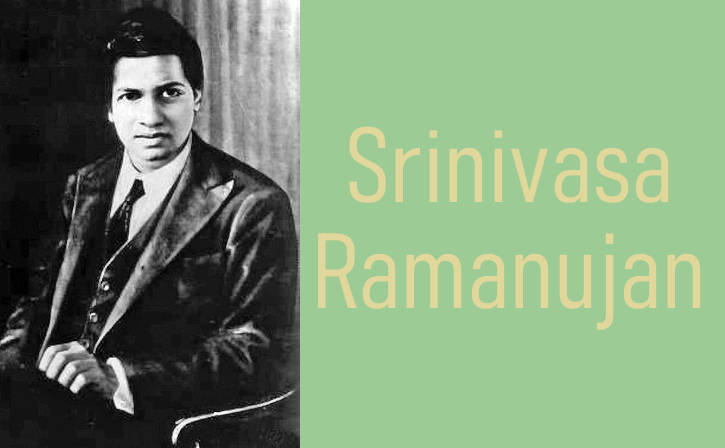 Srinivasa Ramanujan matemático