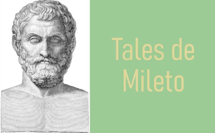 Tales de Mileto matemático
